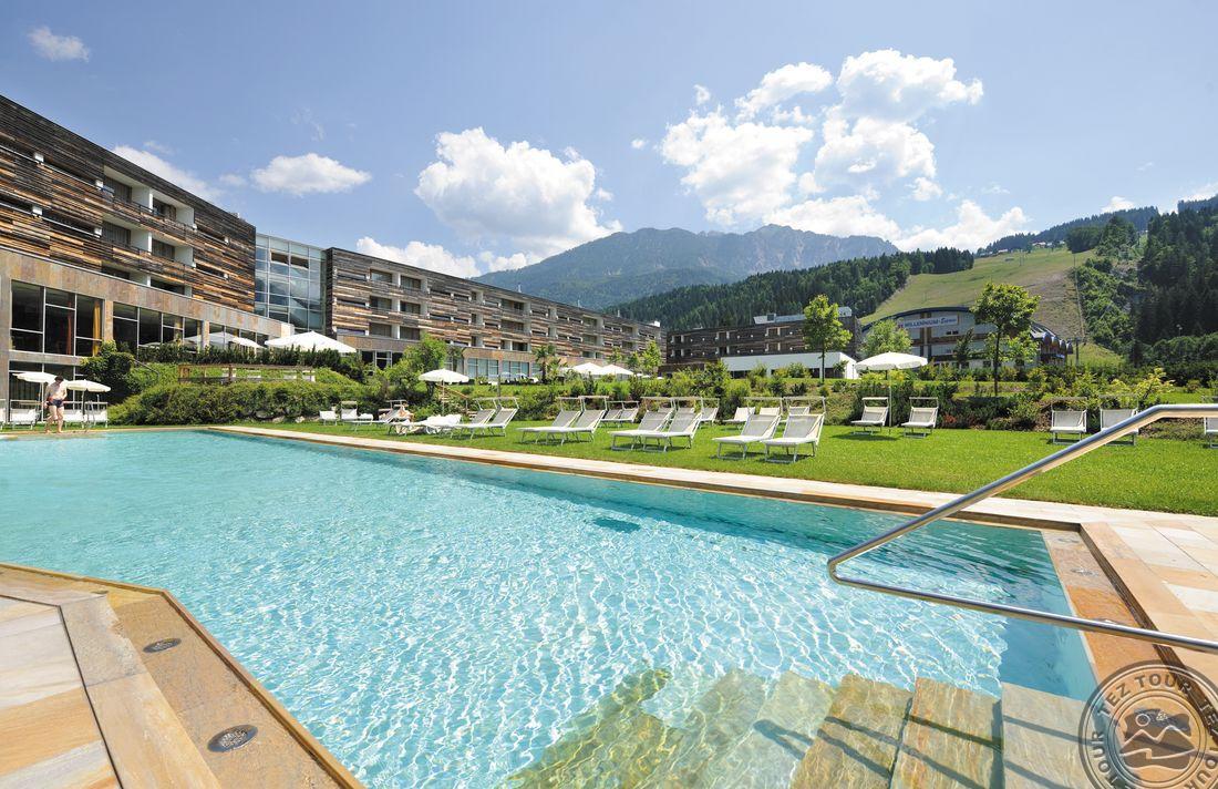 CARINZIA FALKENSTEINER HOTEL&SPA (TROEPOLACH) 4 * №36